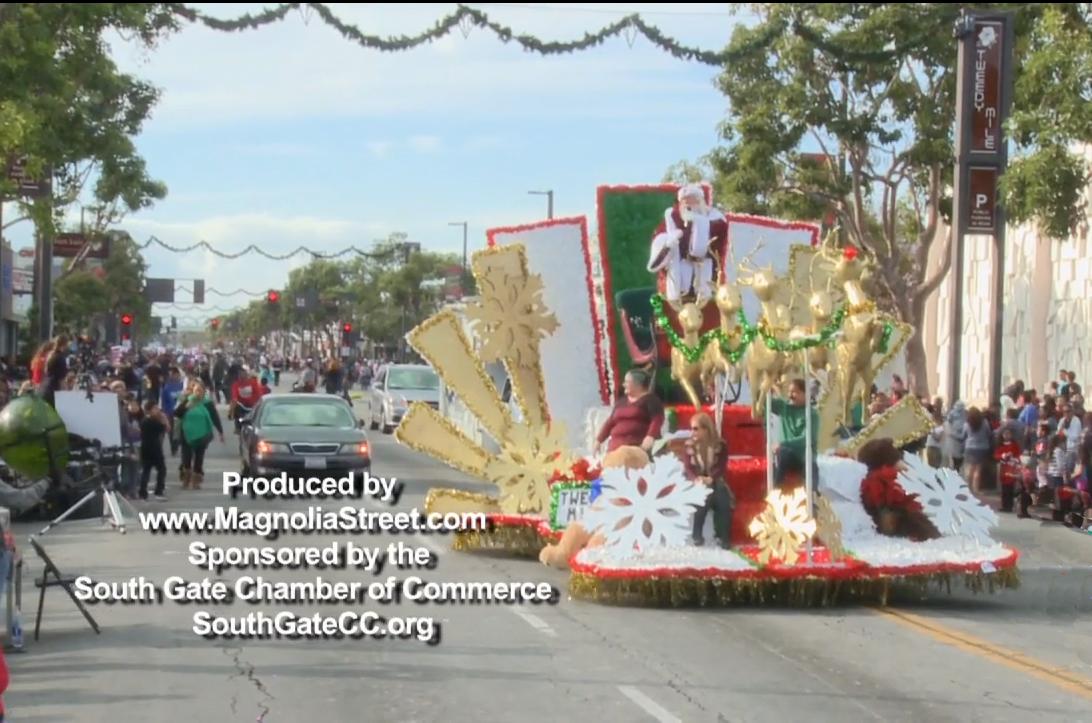 South Gate, California Christmas Parade